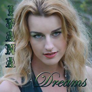 Ivana Dreams - Album Cover Art 300dpi