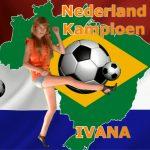 Nederland Kampioen Ivana