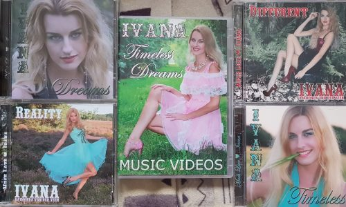 8 CDs (Limited Edition) - Ivana's Full Collection photo review