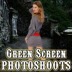Green Screen Photoshoots