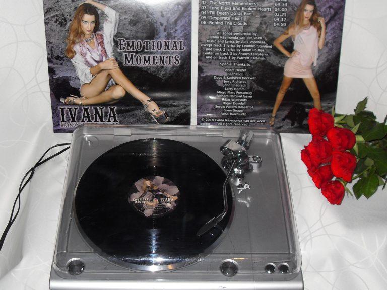 LP (Vinyl) –