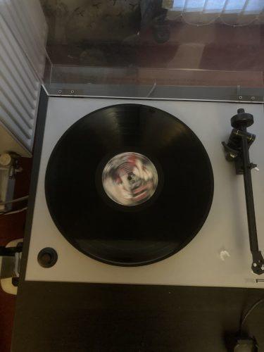 "LP (Vinyl) – ""DIFFERENT"" - (Limited Edition) photo review"