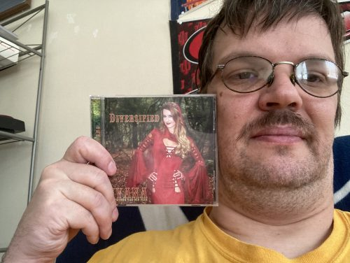 """CD Album - """"DIVERSIFIED"""" – (Limited Edition) photo review"""