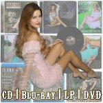 CDs   Blu-rays   LPs   DVD (Physical)